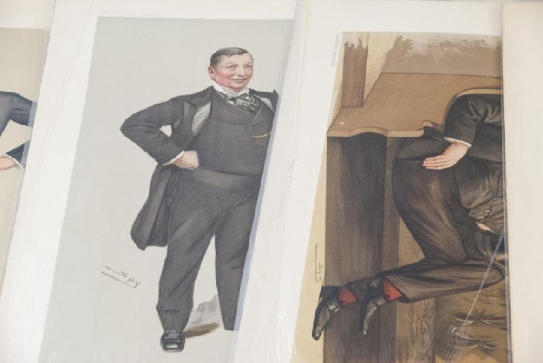 19th Century Vanity Fair 10 SPY Lithography Prints - 3