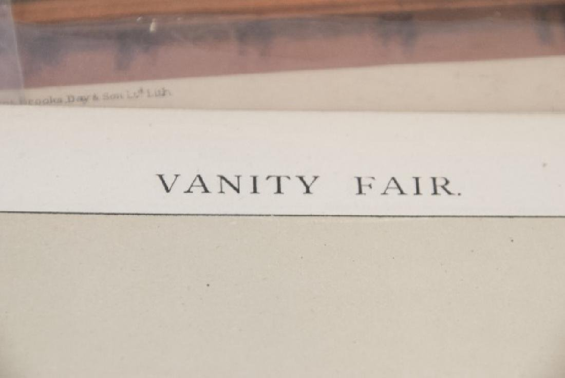 19th Century Vanity Fair 10 SPY Lithography Prints - 6
