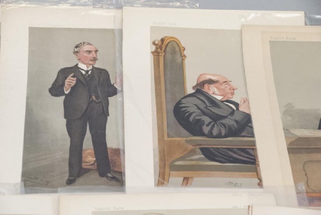 19th Century Vanity Fair 10 SPY Lithography Prints - 8