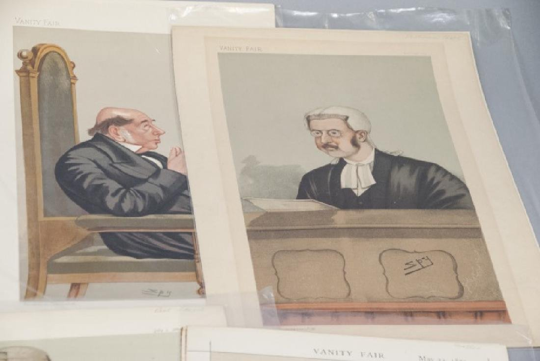 19th Century Vanity Fair 10 SPY Lithography Prints - 9