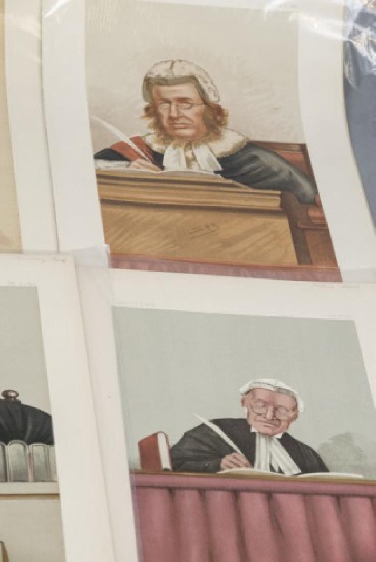 19th Century Vanity Fair 8 SPY Lithography Prints - 2
