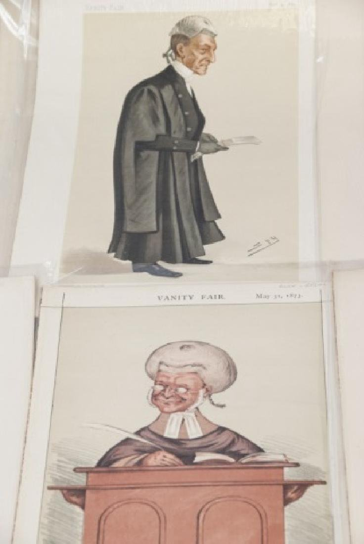 19th Century Vanity Fair 8 SPY Lithography Prints - 6