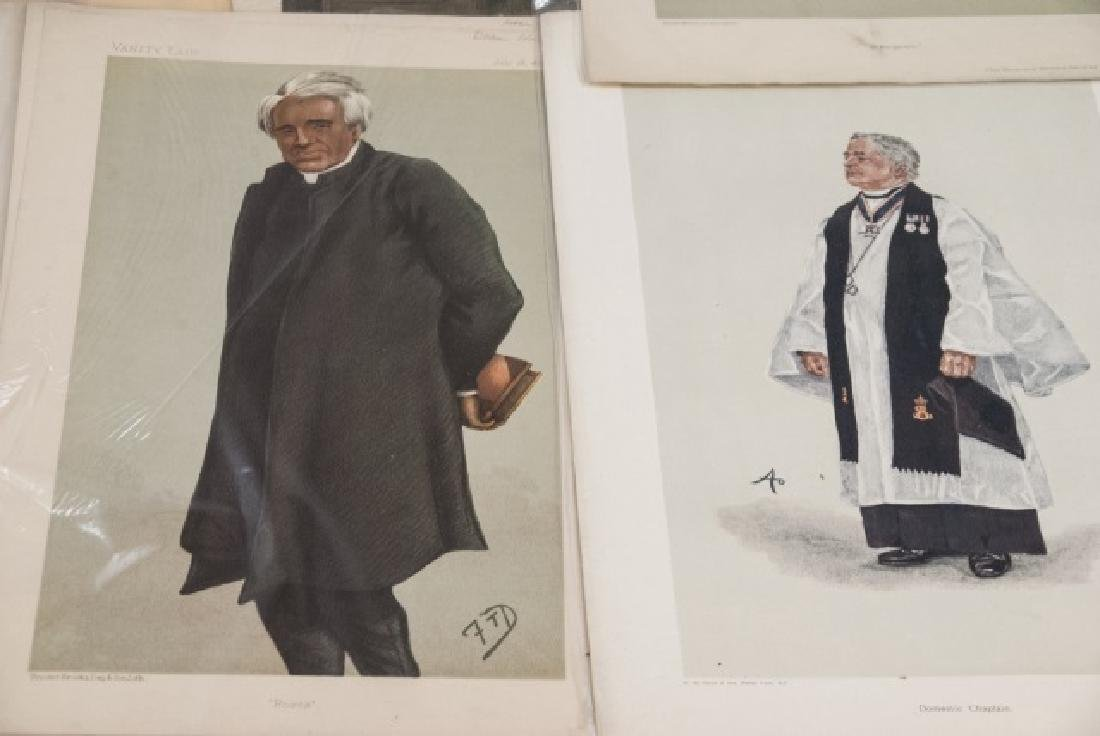 19th Century Vanity Fair Lithography Prints - 2