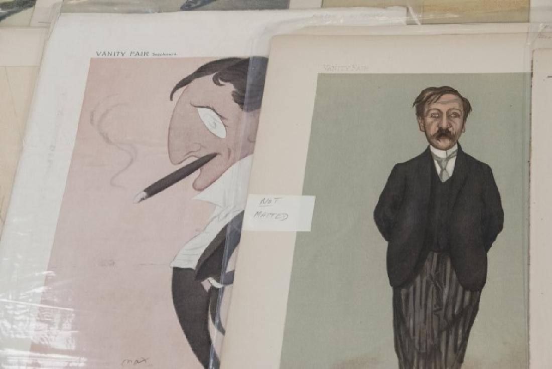 19th Century Vanity Fair Lithography Prints - 9