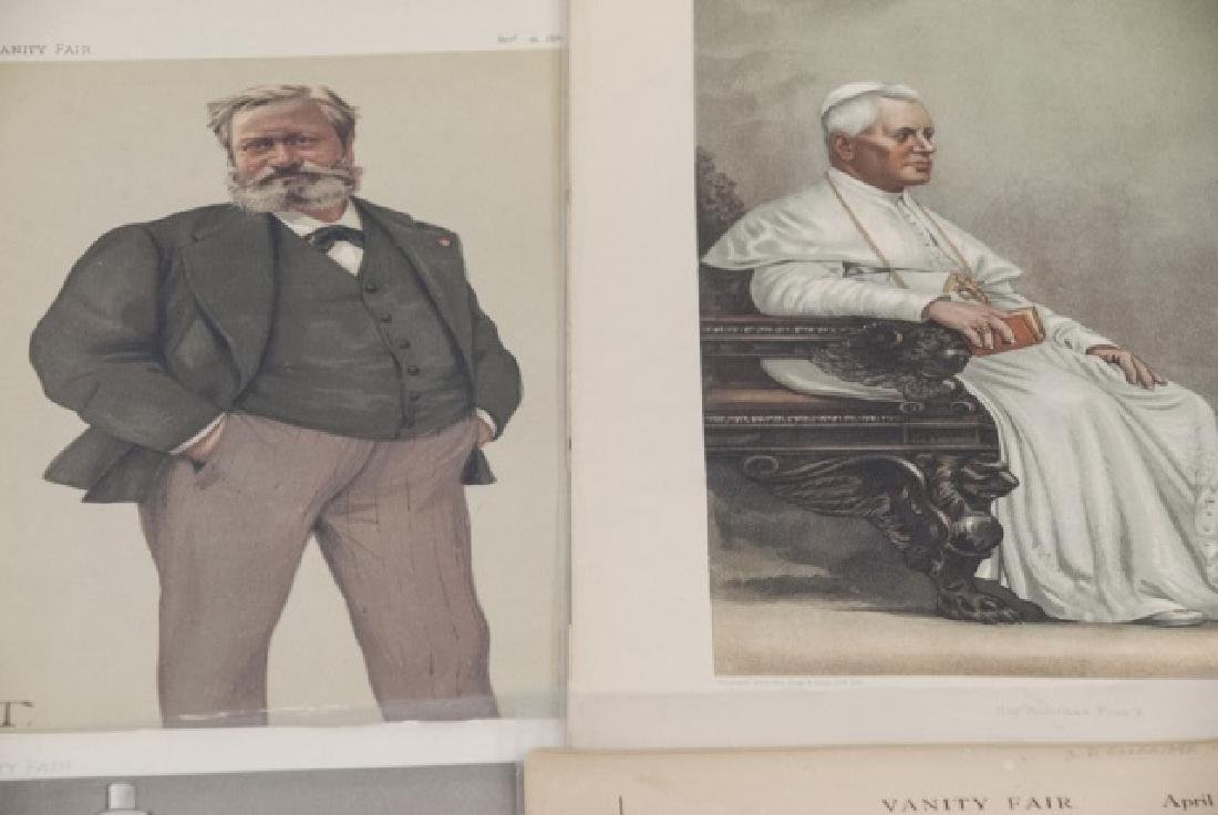 19th Century Vanity Fair Lithography Prints - 6