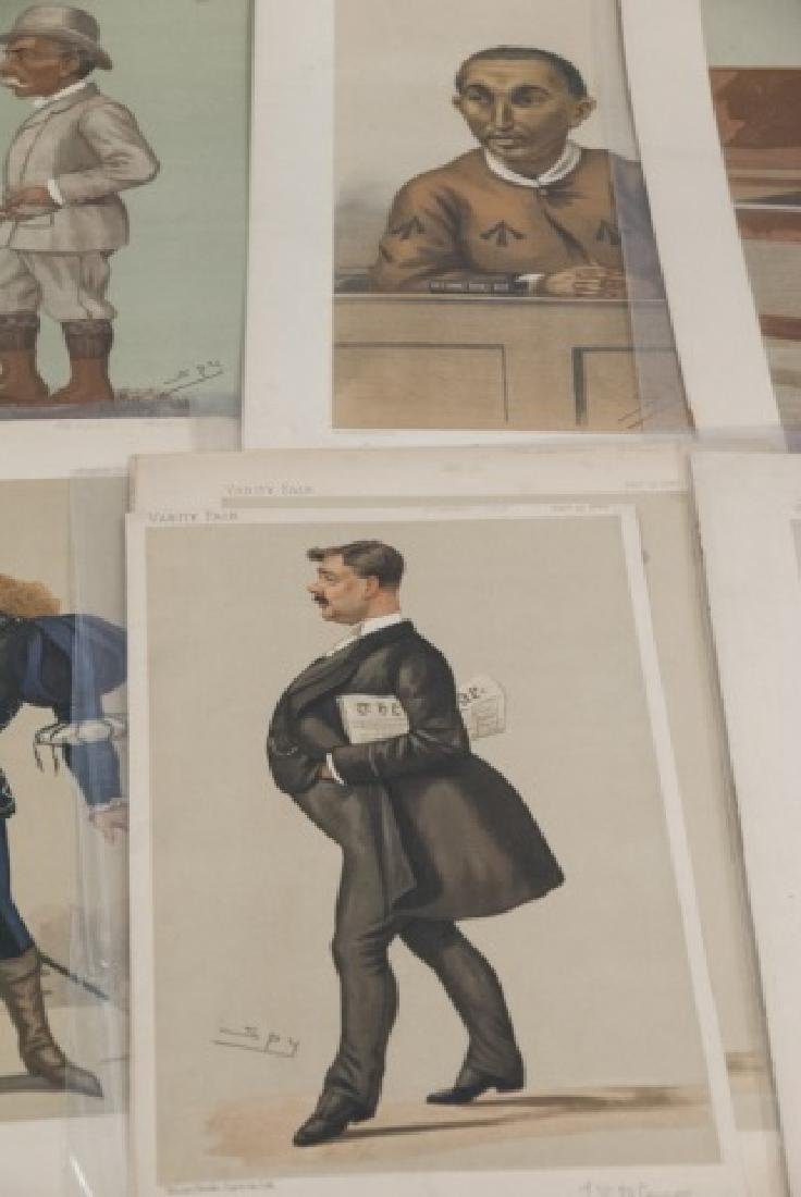 19th Century Vanity Fair 10 SPY Lithography Prints - 4