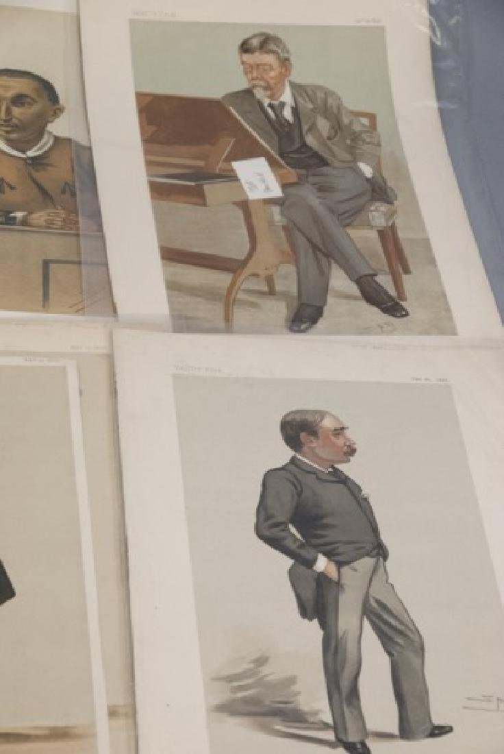 19th Century Vanity Fair 10 SPY Lithography Prints - 5