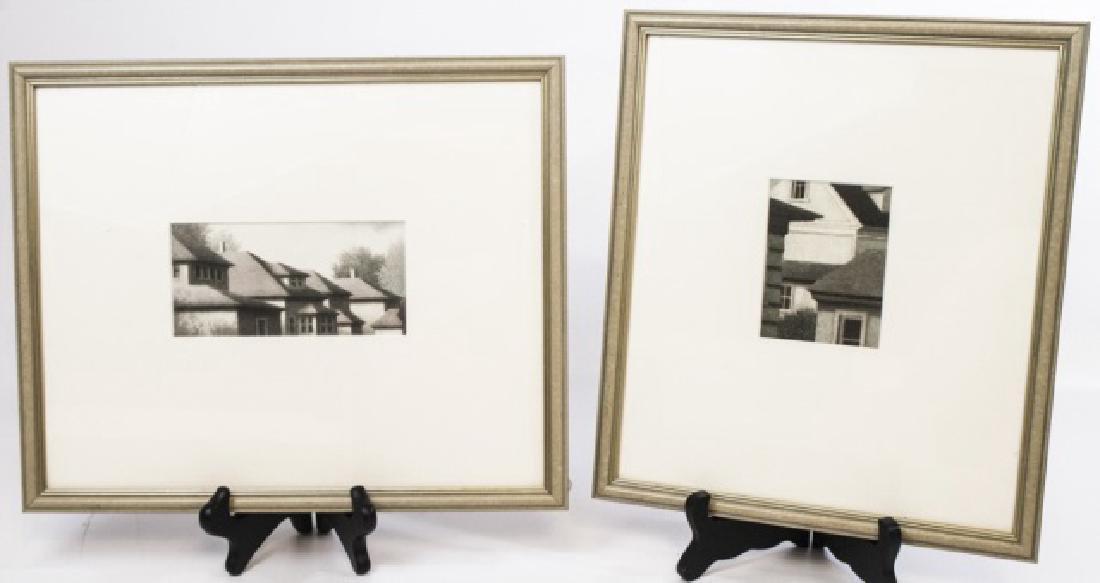 Robert Kipniss (b. 1931) - 2 Framed Prints
