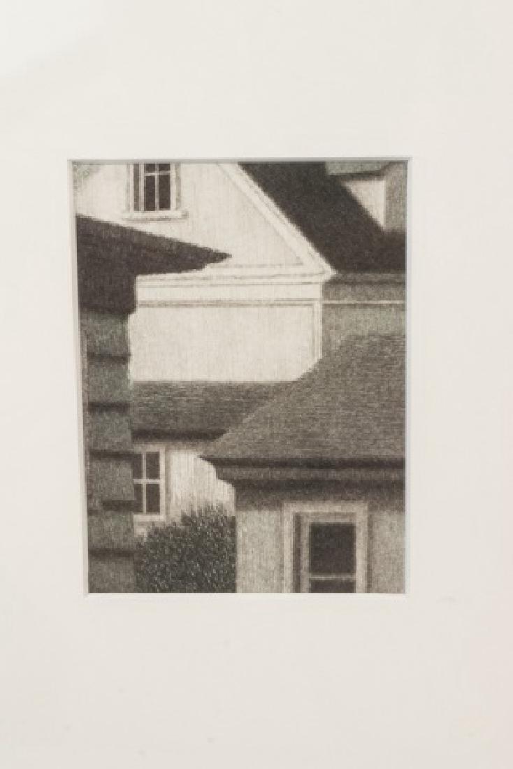 Robert Kipniss (b. 1931) - 2 Framed Prints - 2