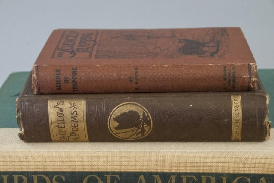 Lot Of Five Antique Books & Two Operas - 2