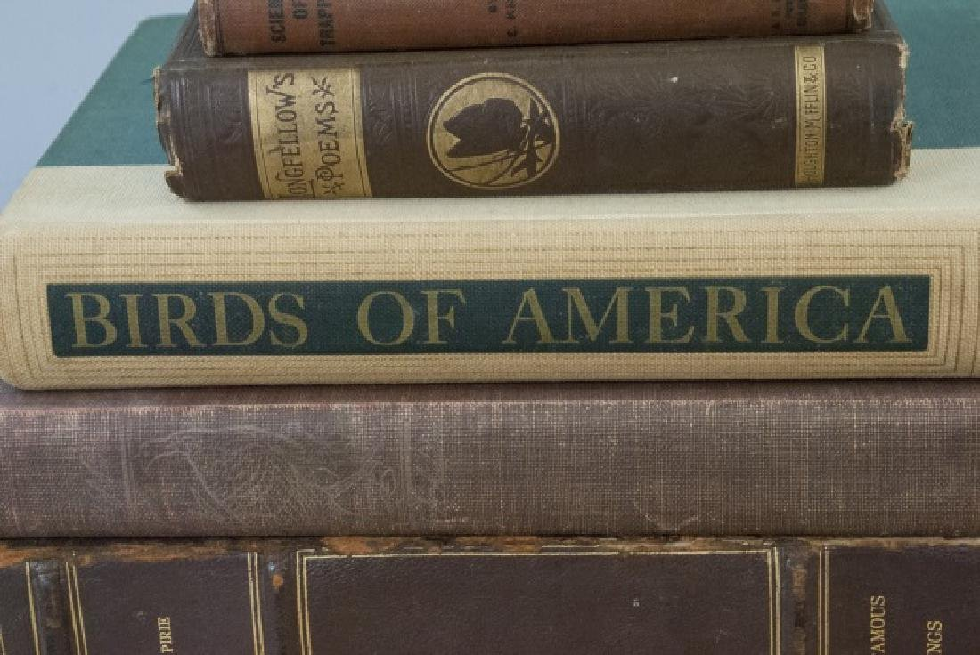 Lot Of Five Antique Books & Two Operas - 3