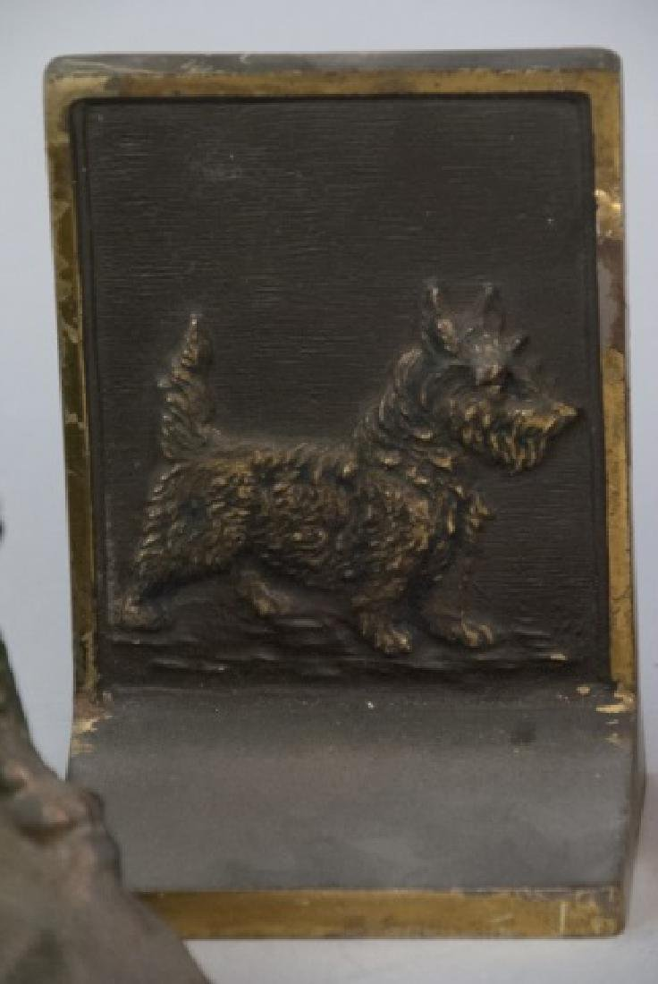 Assorted Lot Of Vintage Scottish Terrier Bookends - 5
