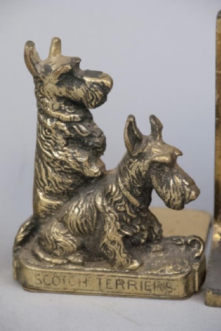 Assorted Lot Of Vintage Scottish Terrier Bookends - 7