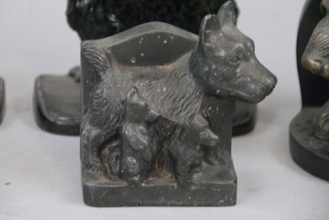 Assorted Lot Of Vintage Scottish Terrier Bookends - 4