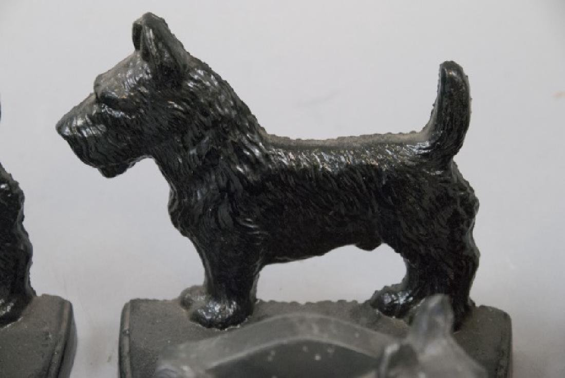 Assorted Lot Of Vintage Scottish Terrier Bookends - 7