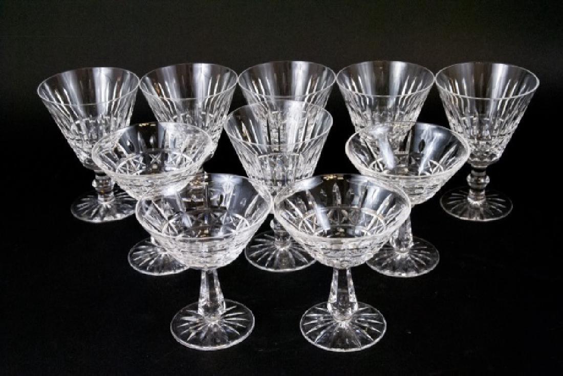 Waterford Irish Crystal Stemware in Two Sizes