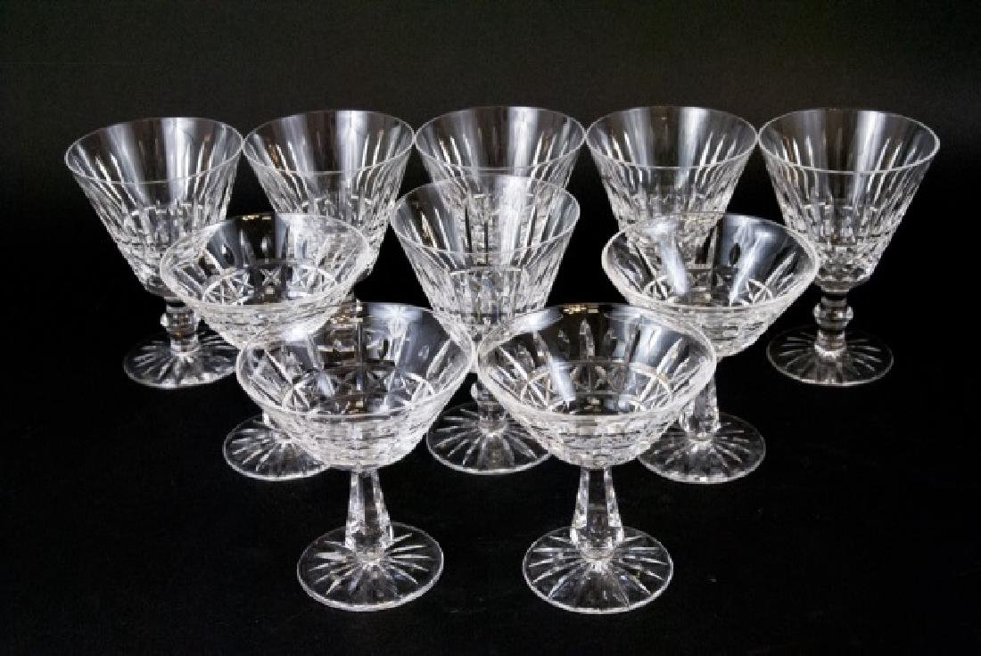 Waterford Irish Crystal Stemware in Two Sizes