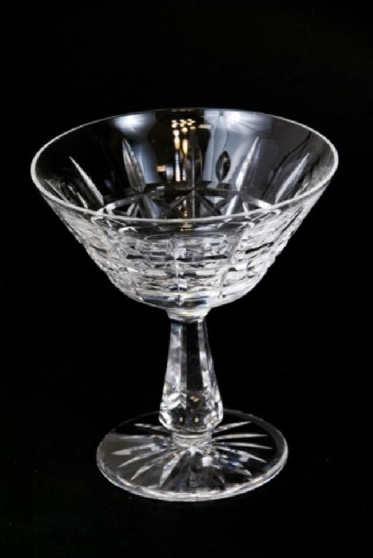 Waterford Irish Crystal Stemware in Two Sizes - 6
