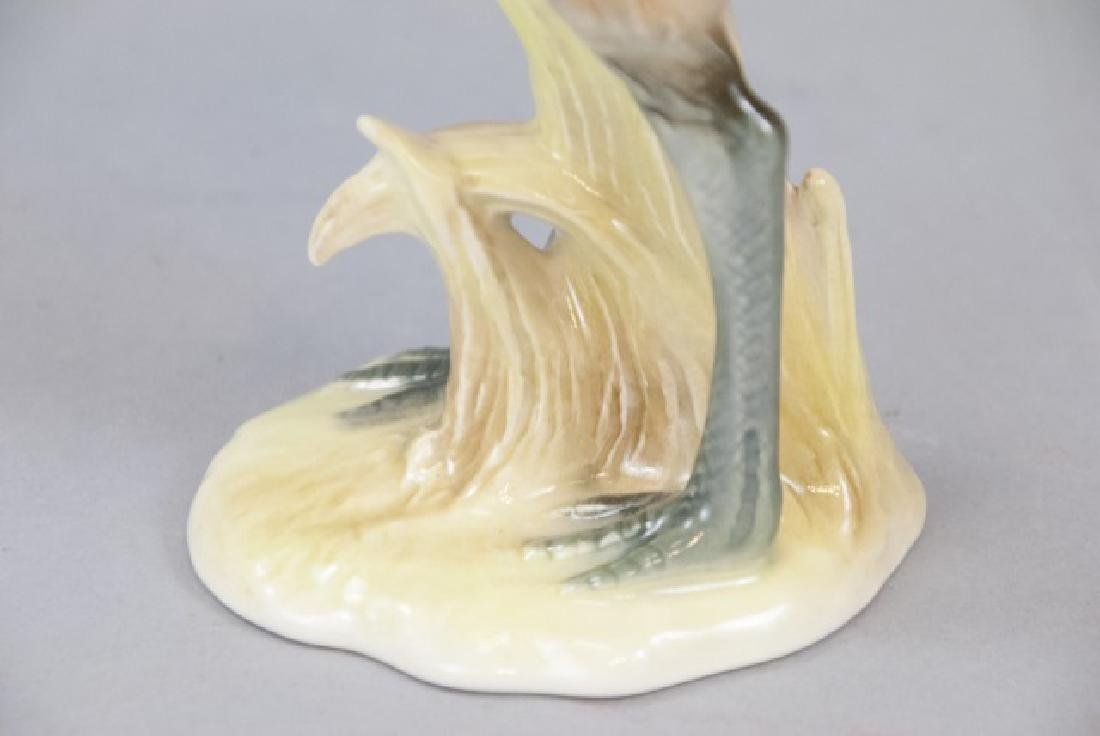 Goebel West Germany Porcelain Emu Statue - 4