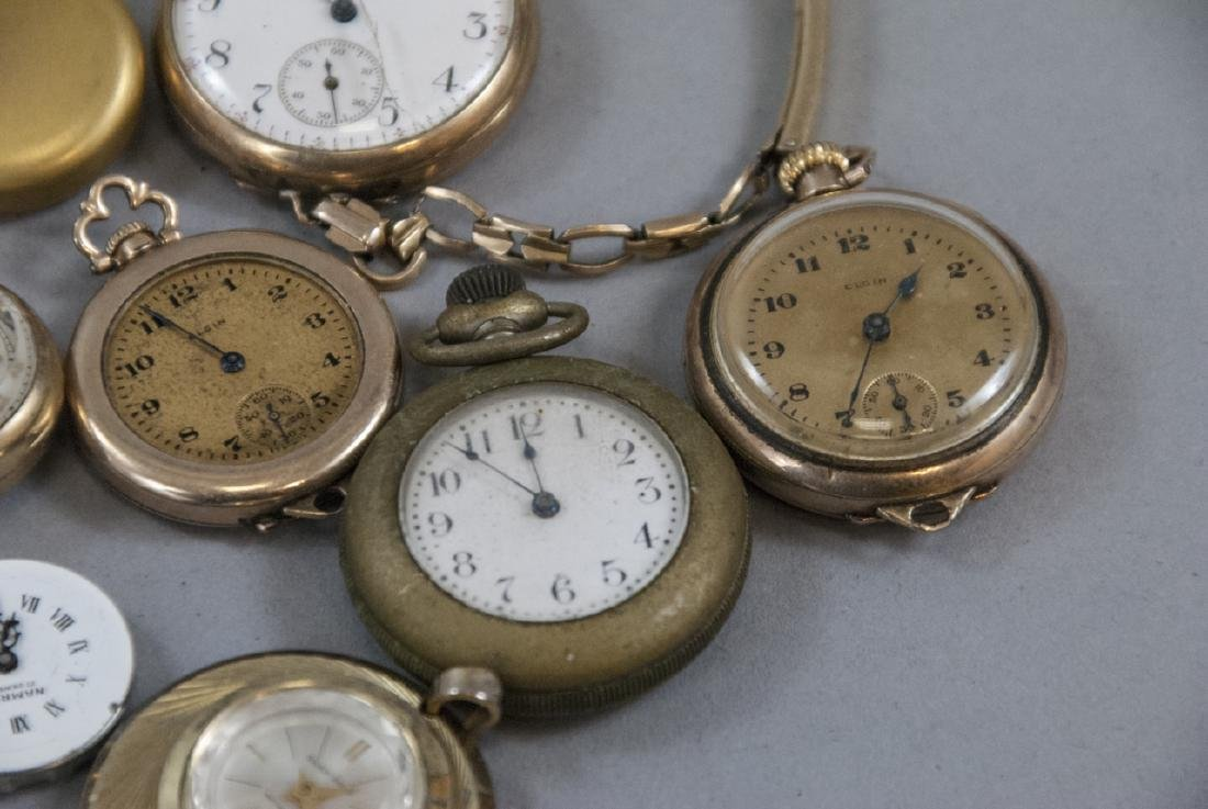 Antique & Vintage Pocket Watches, Cases, Parts - 5