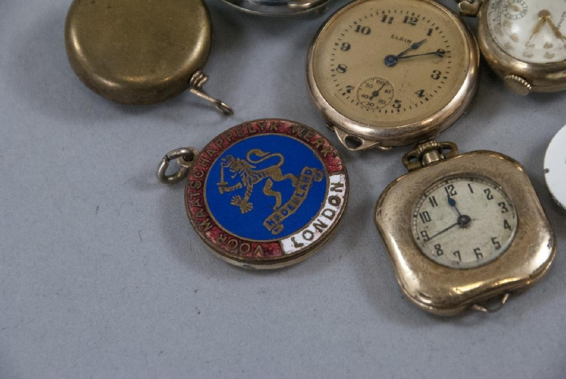 Antique & Vintage Pocket Watches, Cases, Parts - 6
