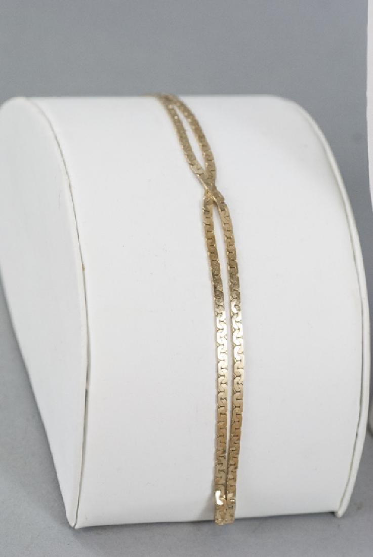 Estate Low Karat & Gold Filled Jewelry Group - 4