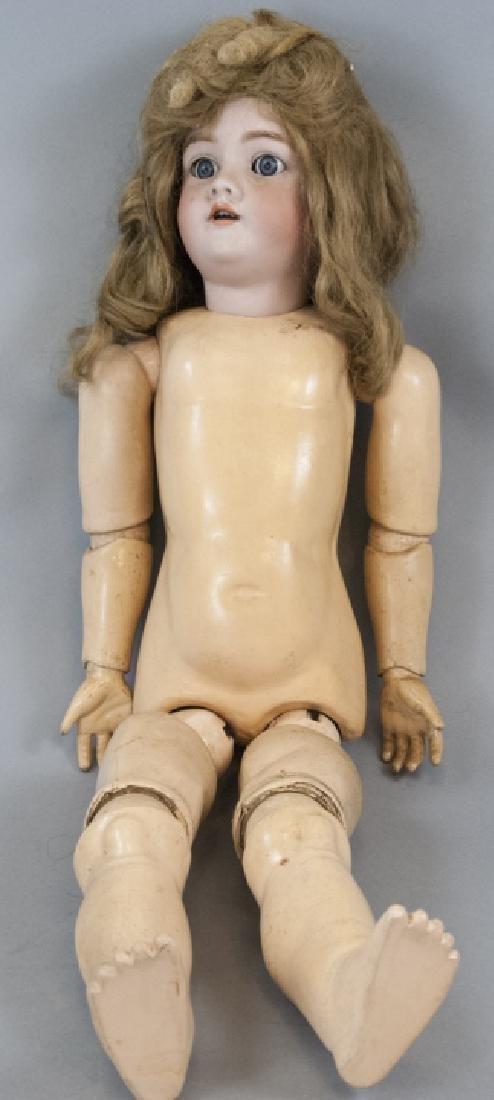 Large Antique German Doll 109 Dep Handwerck
