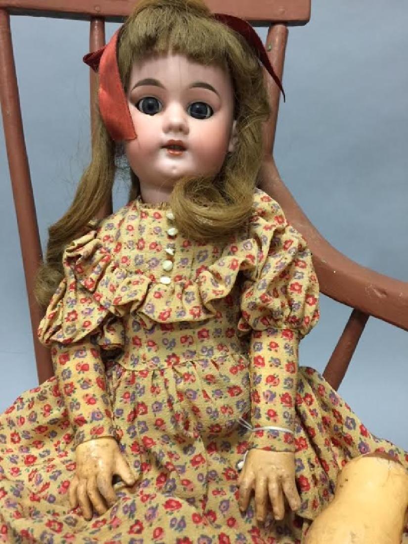 Antique German Doll AM 3600 DEP - 2