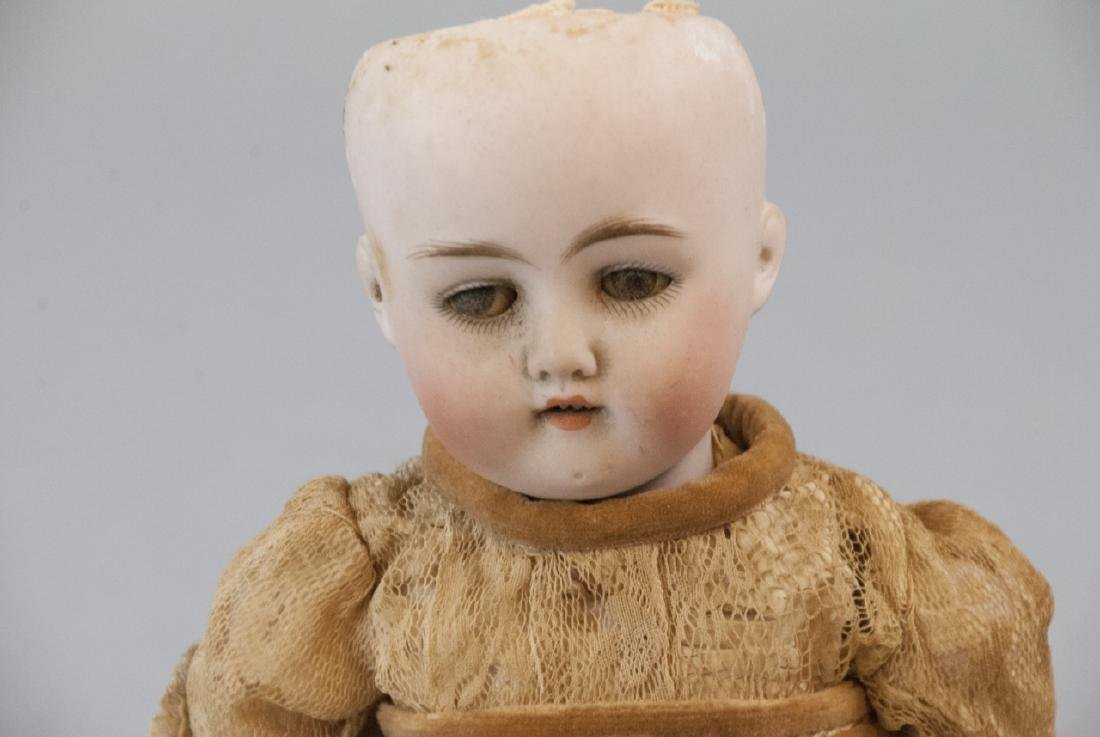 Antique German All Bisque Mold 130 Doll - 5
