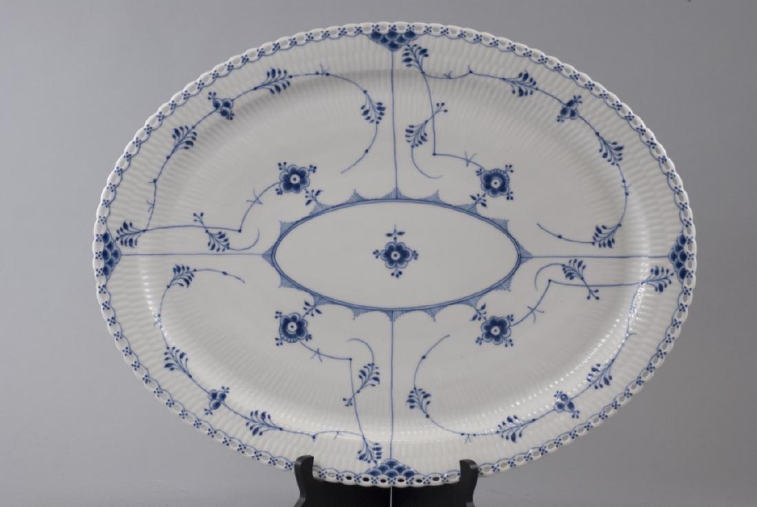 Large Royal Copenhagen Blue Onion Platter