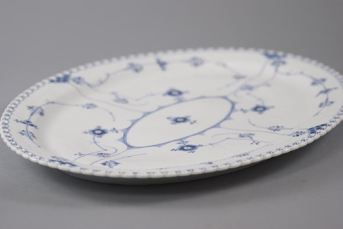 Large Royal Copenhagen Blue Onion Platter - 3
