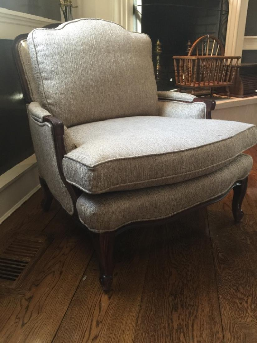Contemporary French Rococo Style Armchair - 2