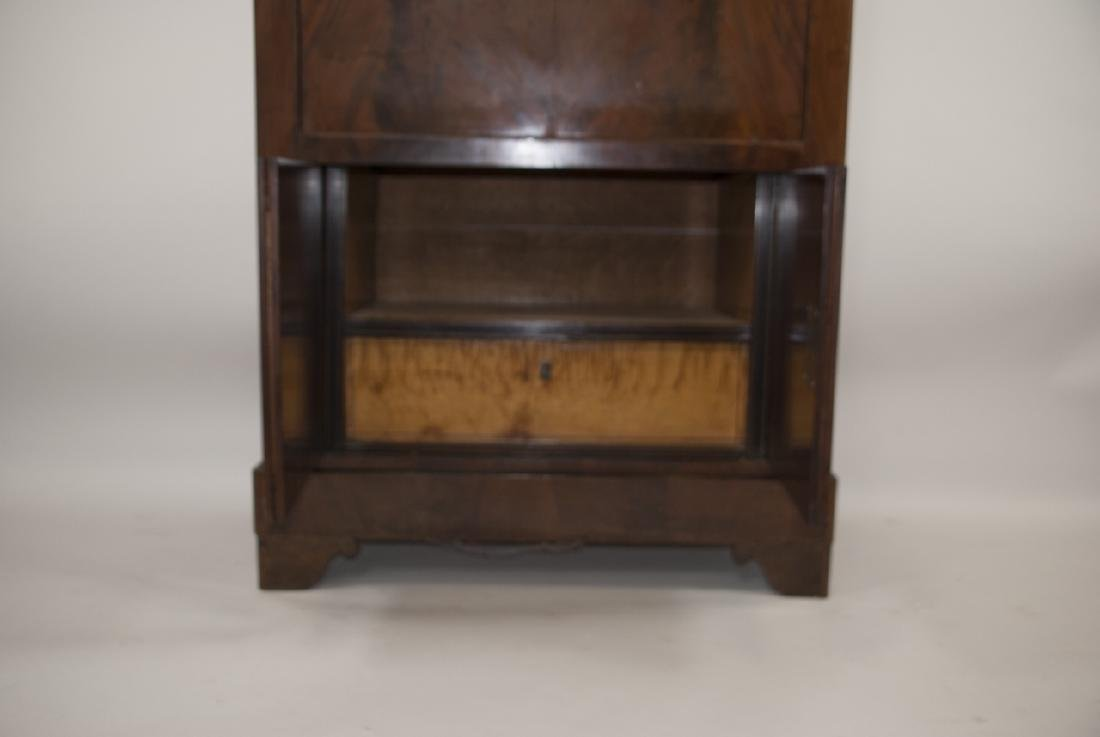 Antique Marble French Louis Philippe Style Desk - 3