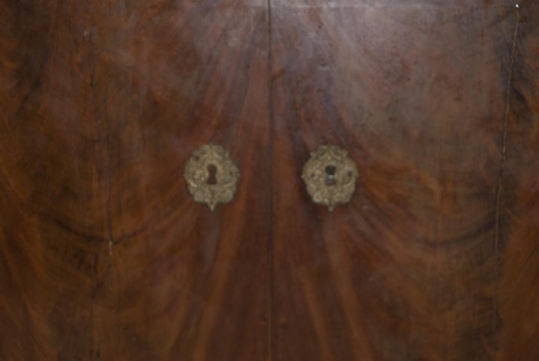 Antique Marble French Louis Philippe Style Desk - 5