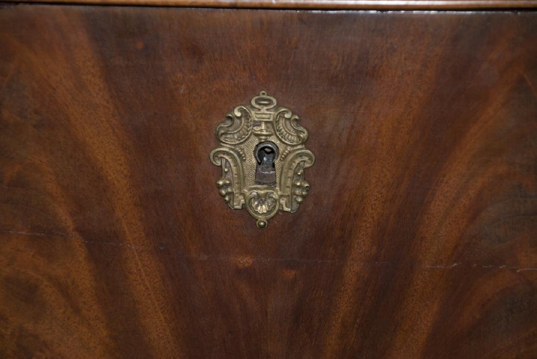 Antique Marble French Louis Philippe Style Desk - 6