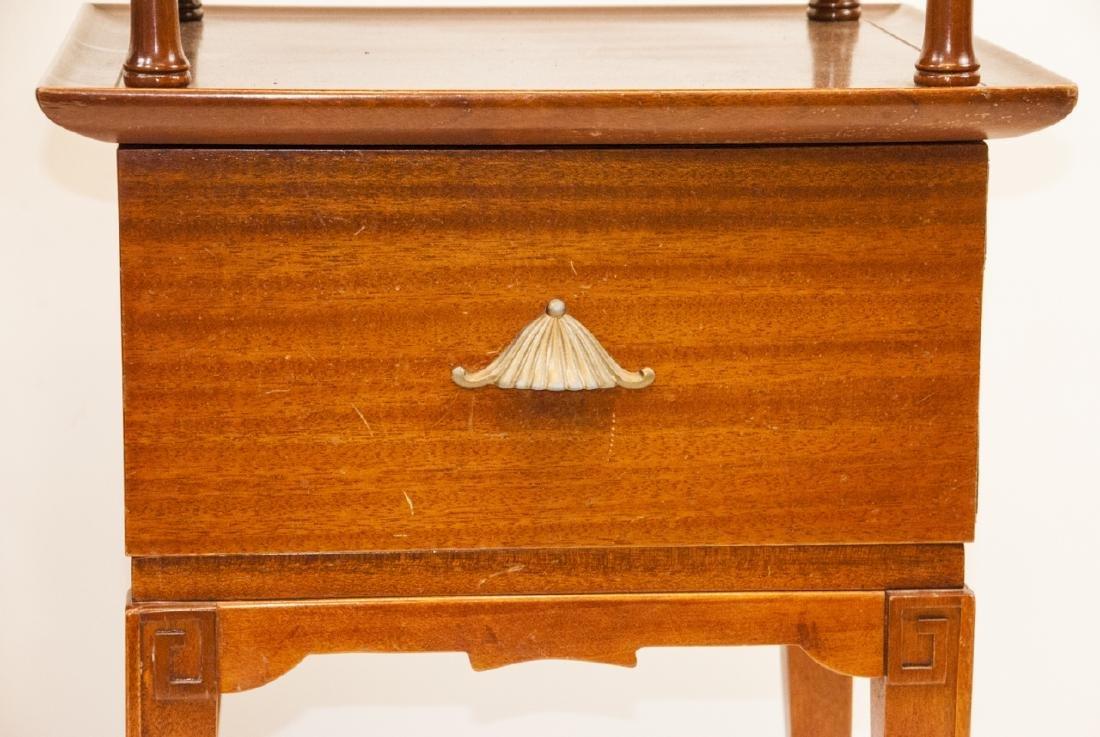 Pair Of Vintage RWAY Side Tables/Nightstands - 2