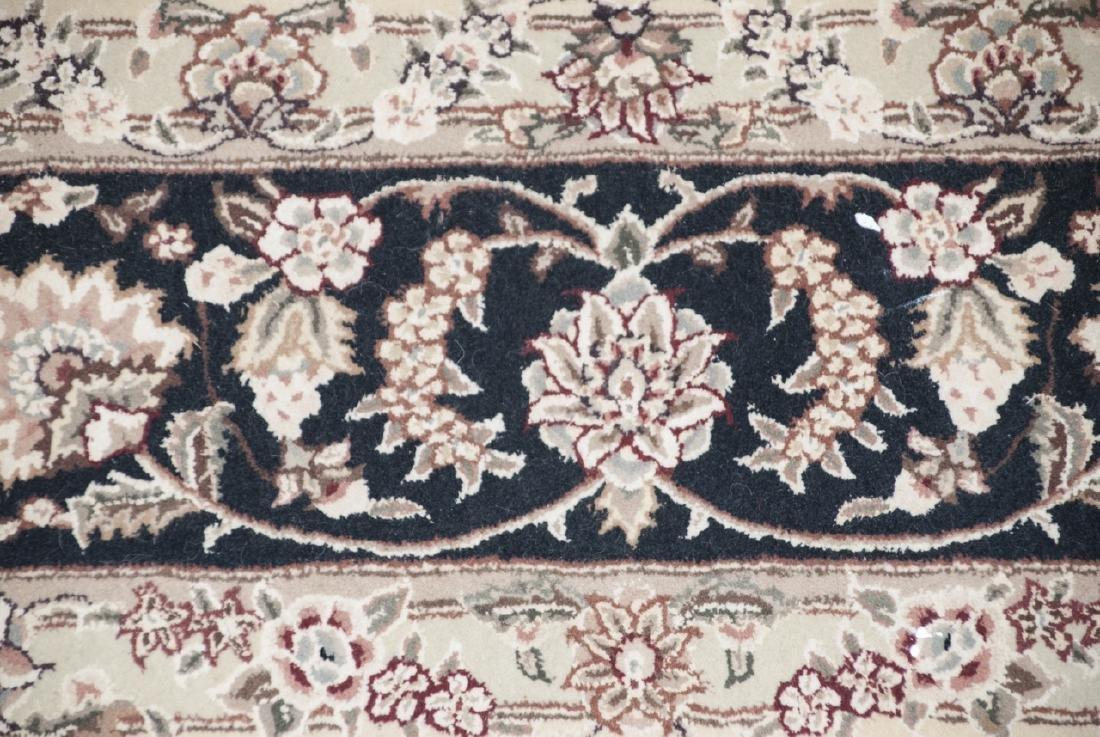 Oriental Tan W/ Red Persian Foliage & Paisley Rug - 3