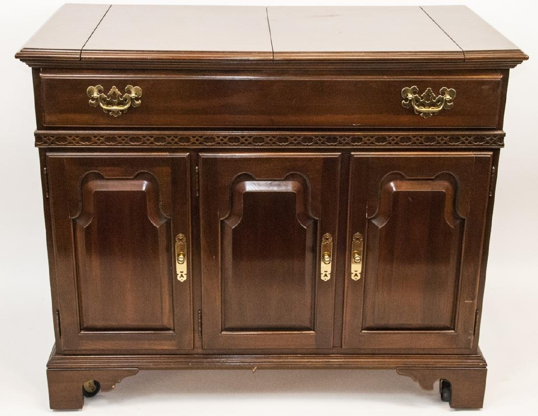 Ethan Allen Dining Room China Cabinet