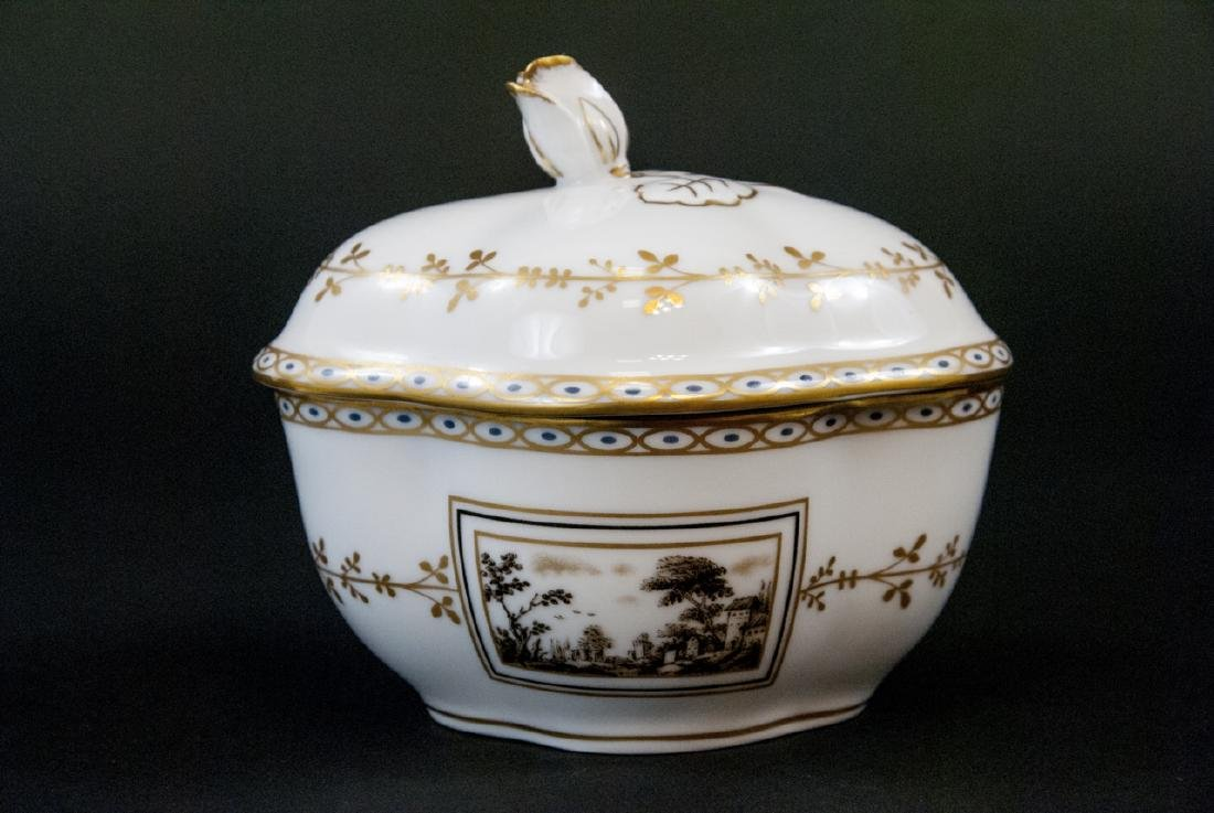 Three Assorted Richard Ginori Italian Porcelain - 4