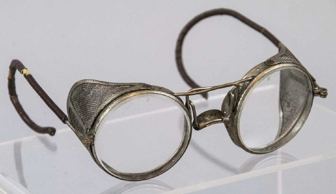 Antique Machinist / Motorcycle Safety Glasses