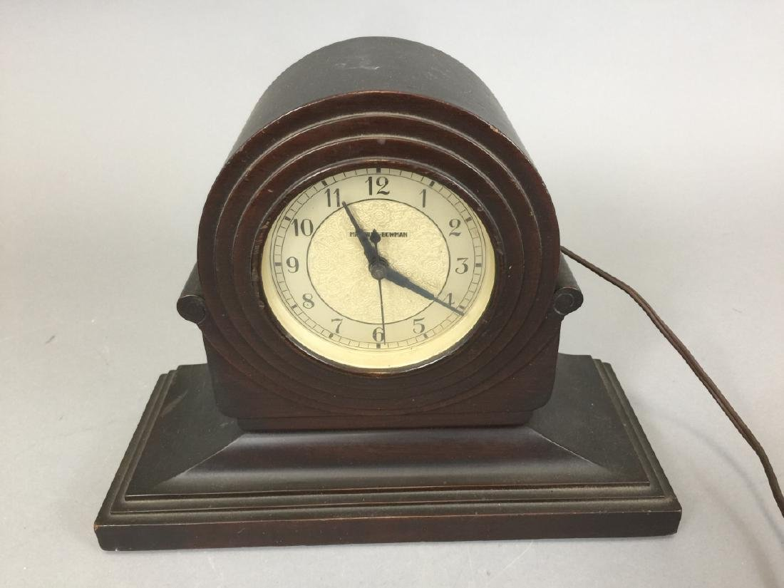 Vintage Art Deco Manning-Bowman Electric Clock