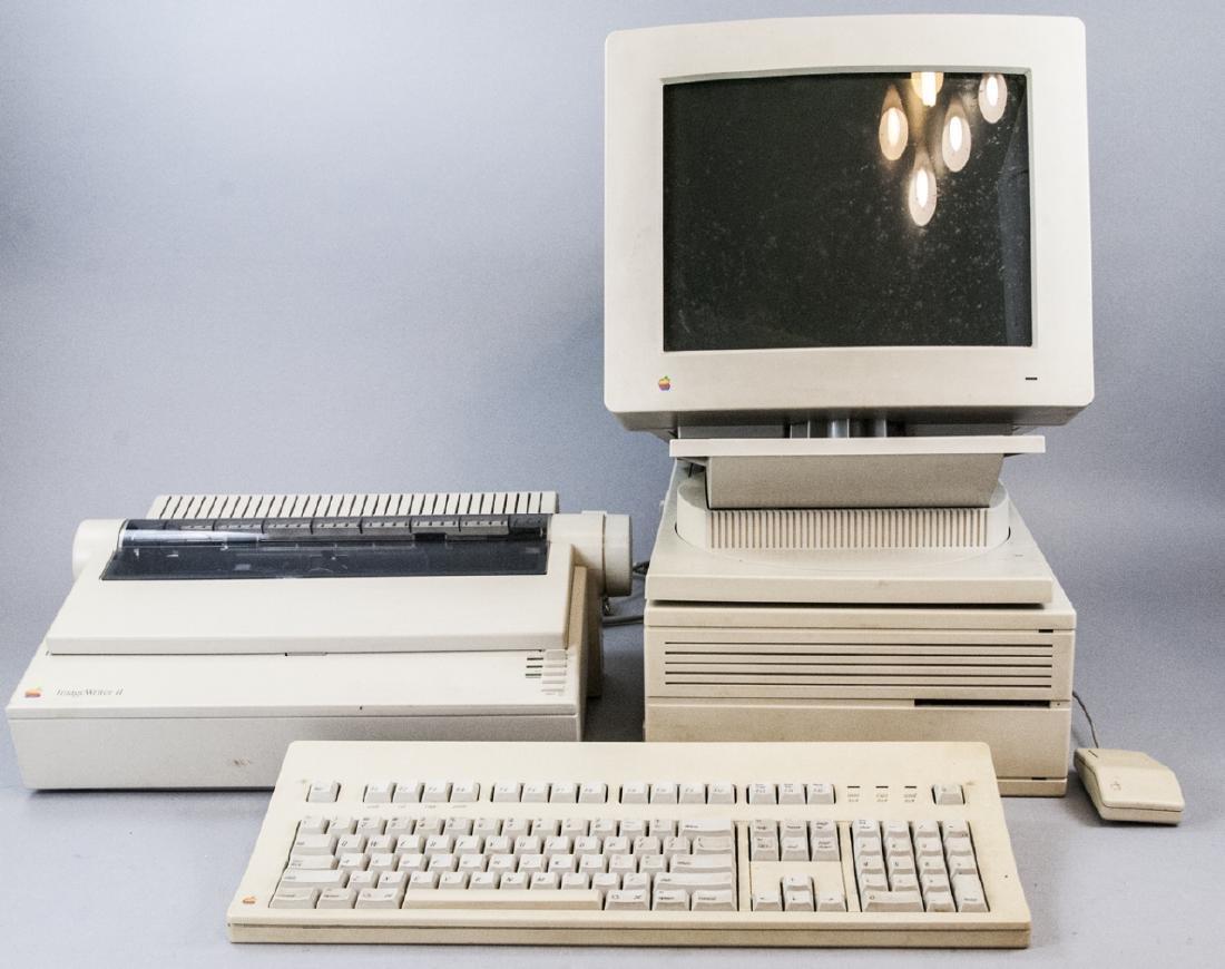Vintage Macintosh Computer Full Set