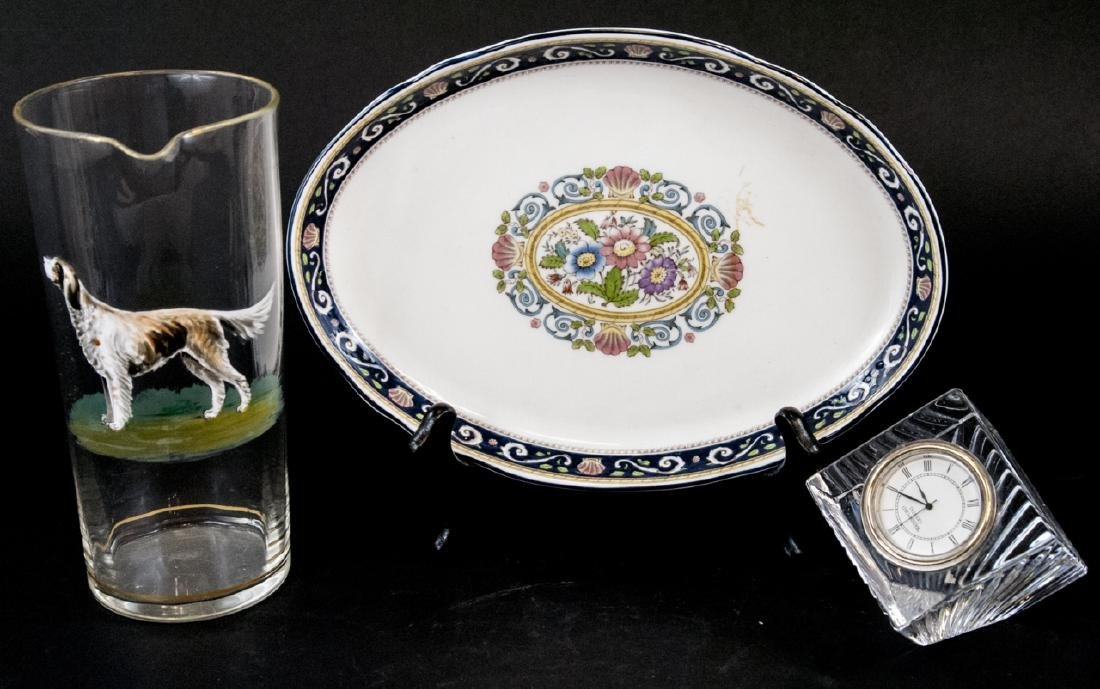 Assorted Lot Of Vintage Residential Items