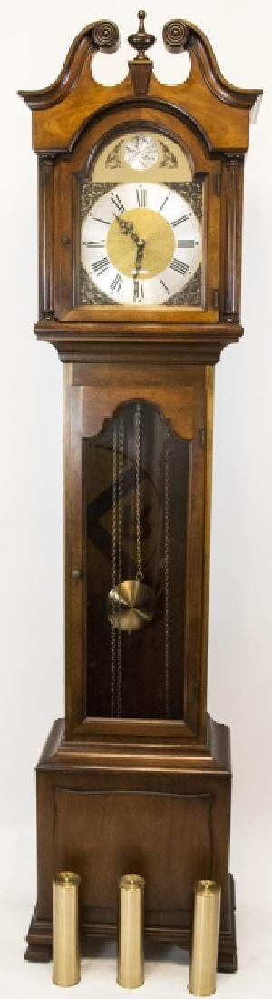 Contemporary Seth Thomas Grandfather Clock