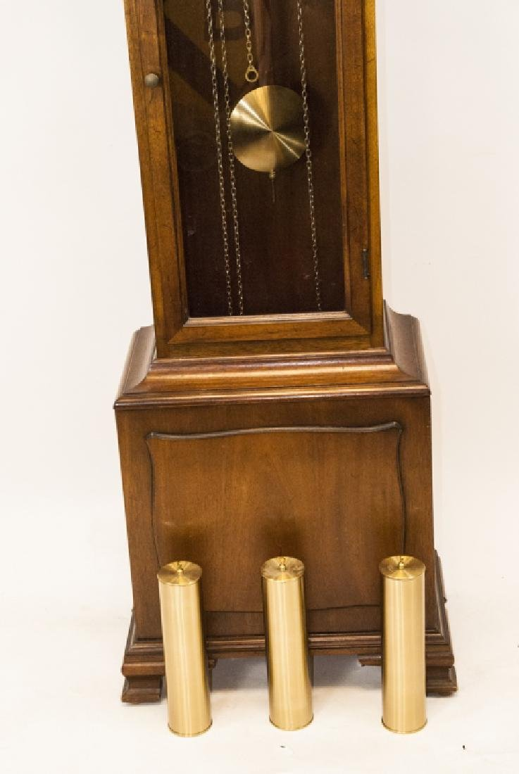 Contemporary Seth Thomas Grandfather Clock - 5
