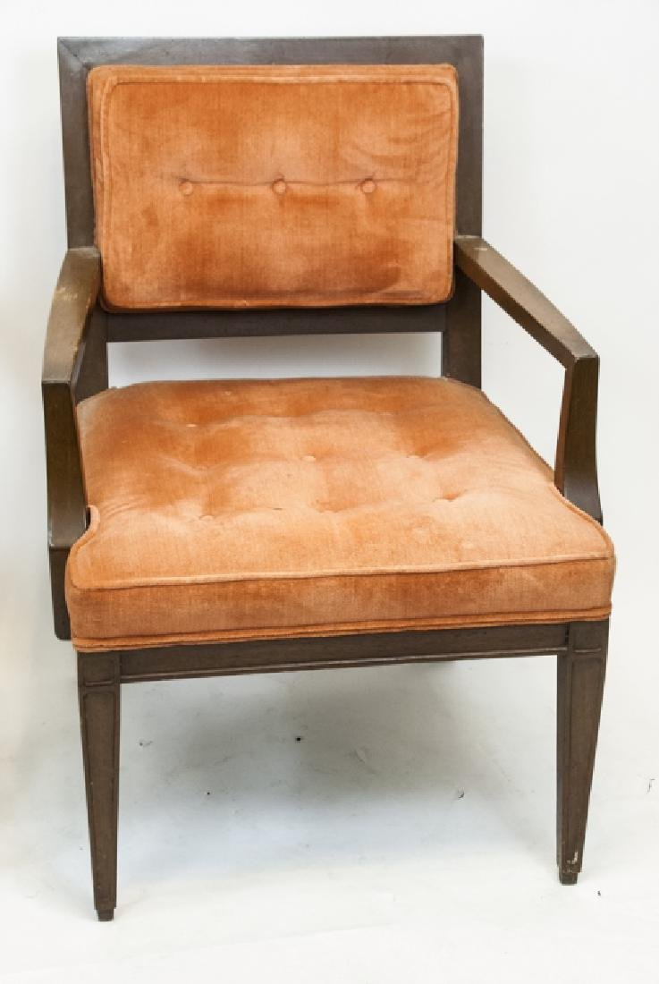 Two Vintage Wood Chairs - 5