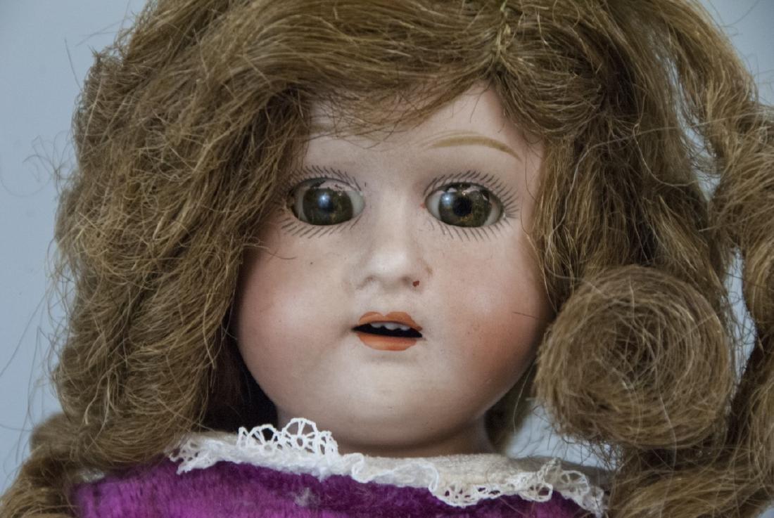 Antique & Vintage Dolls in Bisque & Composition - 2