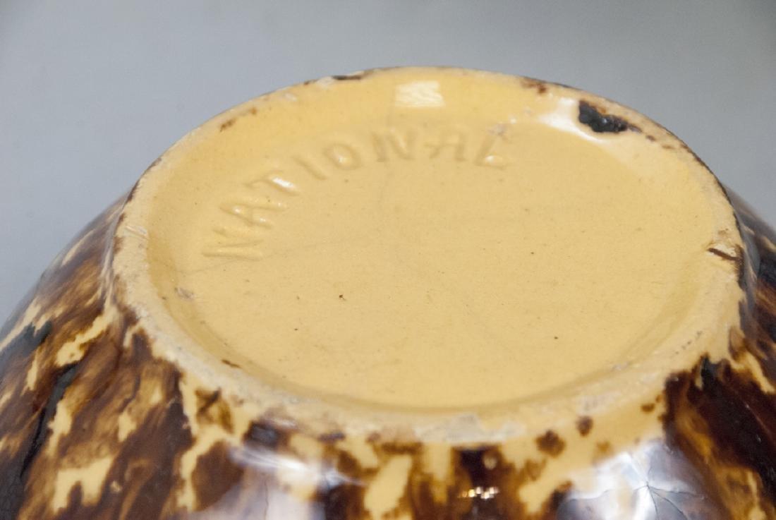 Lot Of Four Vintage Splatter Ware Bowls - 5
