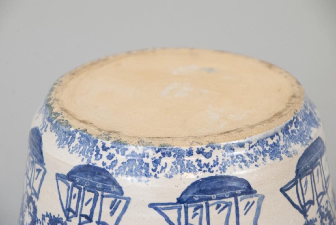 Lot Of Four Vintage Splatter Ware Bowls - 8