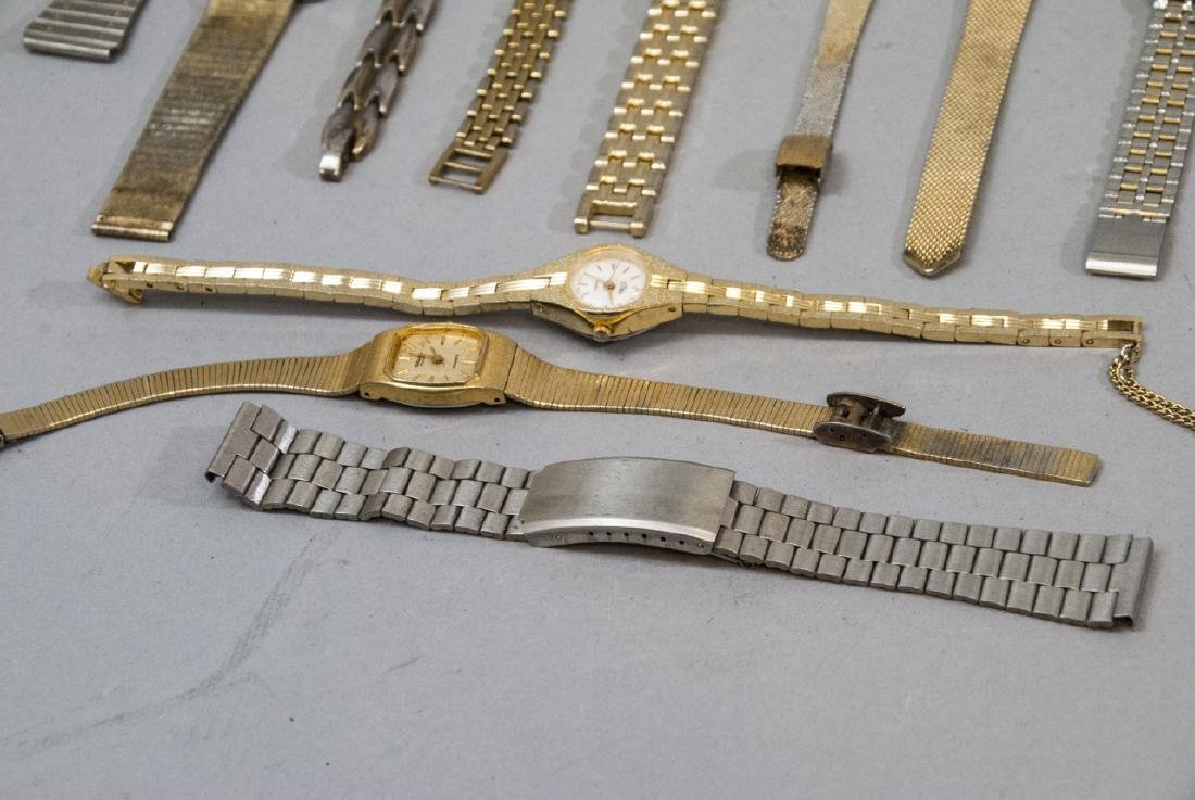 Collection of Vintage Wrist Watches & Parts - 2